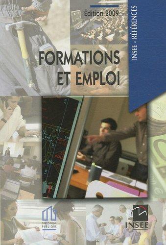 Formations et emploi