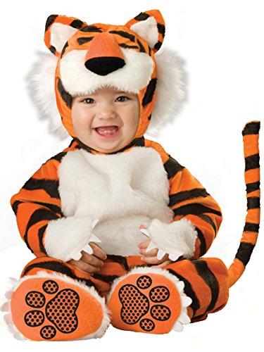Kleiner Tiger - Kostüm Kleinkind Gr. L / 86cm
