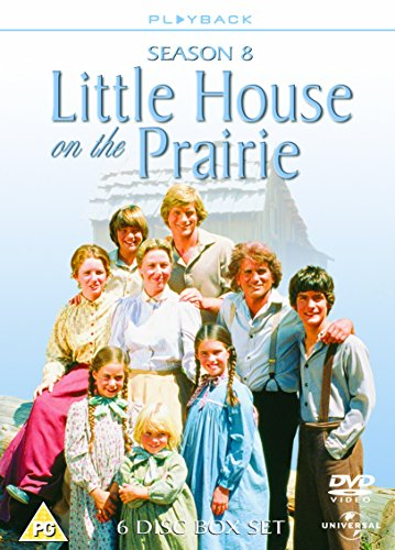 Prairie-serie (Little House On The Prairie - Season 8 [DVD])