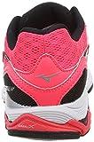Mizuno Wave Inspire 12, Chaussures de Running Compétition femme - Rose (Diva Pink/White/Black), 40.5 EU