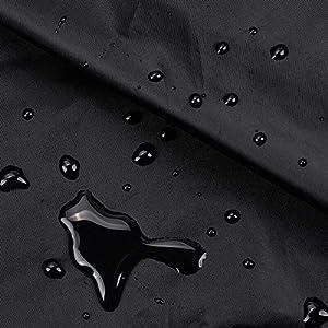 SanGlory Strandkorb Schutzhülle Winterfest Hochwertiges Oxford Polyester Universelle Abdeckung für Strandkorb mit…