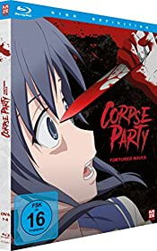 Corpse Party: Tortured Souls (4 OVAs) [Blu-ray]
