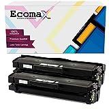 Ecomax 2 Pack XXL Toner | 150% mehr Inhalt |...