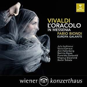 Vivaldi : L'Oracolo in Messenia