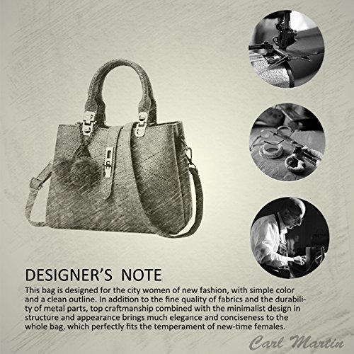 Nicole&Doris New Wave Ladies handbag - Grey