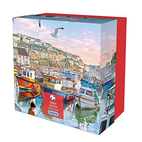 Gibsons - Puzzle con Caja de Regalo, 500 Piezas