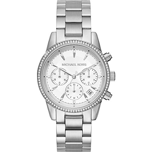 Michael Kors Ritz Damen-Chronograph MK6428