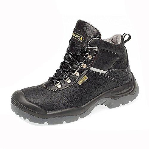 Chaussures Homme Panoply montantes sécurité Sault Noir de 4wq5UPq