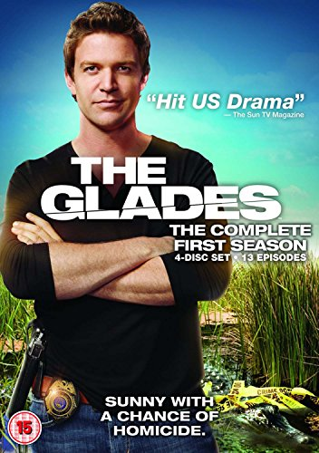 the-glades-season-1-dvd-uk-import