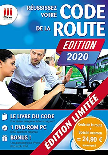 Coffret Code de la route 2020 par AVANQUEST
