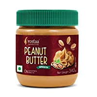 Rostaa Peanut Butter Smoothy, 340 gm (Pack of 1)