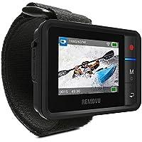 Removu R1+ - Pantalla de Control para GoPro, Color Negro