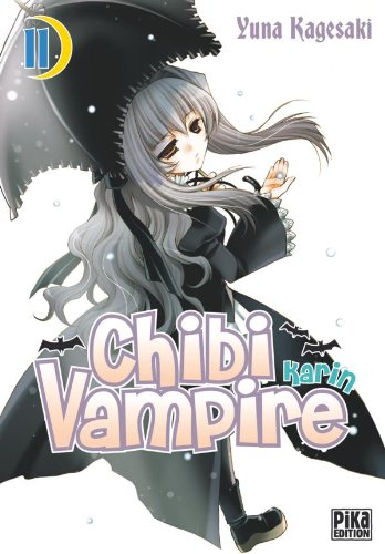 Chibi Vampire Karin Edition simple Tome 11