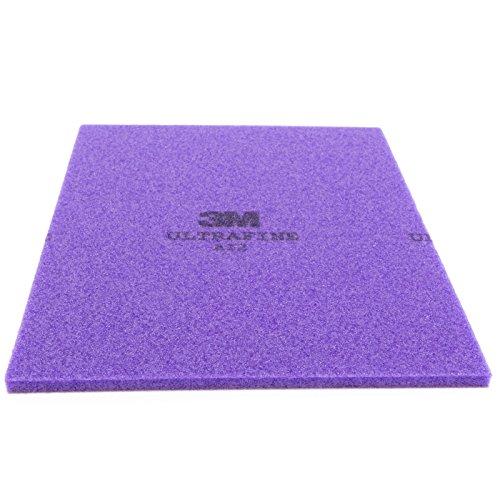 Preisvergleich Produktbild 3M Soft Pad Schleifpad Schleifschwamm 1 Stück 50887 ultrafine ultrafein P800-P1200 Korn 1000