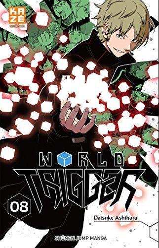 World trigger Vol.8