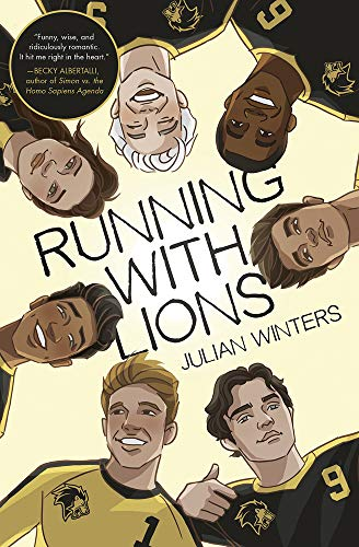Running with Lions Kinder-winter Line