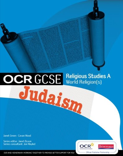 GCSE OCR Religious Studies A: Judaism Student Book
