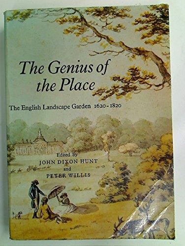 Genius of the Place: English Landscape Garden, 1620-1820