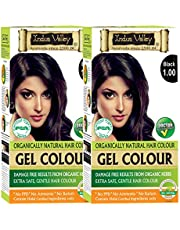 Indus Valley Ammoniafree Hair Color 10 Natural Black 35 g