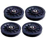 """Best Bearings - B FIT (USA) Gym Pulley 4"""" with inbuilt Review"""