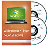 Windows 7 Home Premium 32 / 64 Bit MAR Refurbished