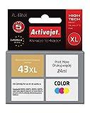 ActiveJet AL-43RX Tinte für Lexmark 43XL 18YX143 rem, 21 ml