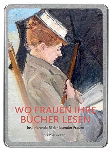 Inspirierende Buch (Wo Frauen ihre Bücher lesen: Inspirierende Bilder lesender Frauen)