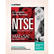 Study Guide NTSE (MAT + SAT) for Class 10