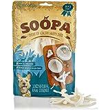 Soopa - Snack da masticare al cocco per cani