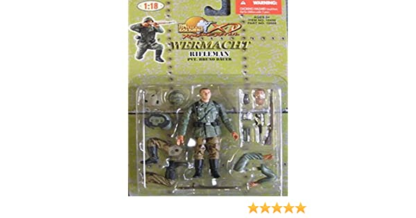 1 18 Rifleman Pvt Bruno Bauer Wehrmacht Wwii Mit Getarnter Hose
