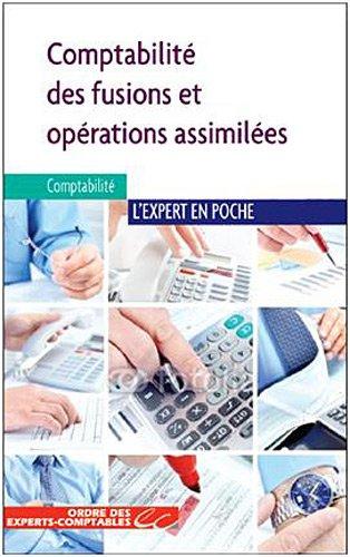 Comptabilité des fusions et opérations assimilées