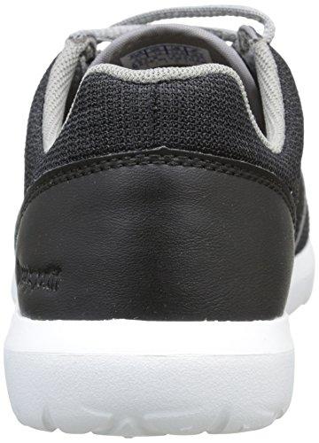 Le Coq Sportif Dynacomf Gs Mesh Unisex-Kinder Sneaker Schwarz - Noir (Black/Titanium) mrIQn7sCe