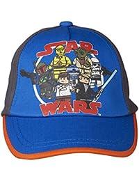 LEGO Wear Jungen Kappe LEGO Star Wars CARLOS 101 - Cap