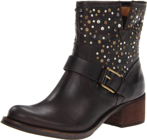 lucky-brand-hidee-2-tobillo-de-cuero-mujer-color-marron-talla-355