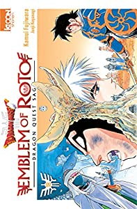 Dragon Quest - Emblem of Roto Edition simple Tome 18