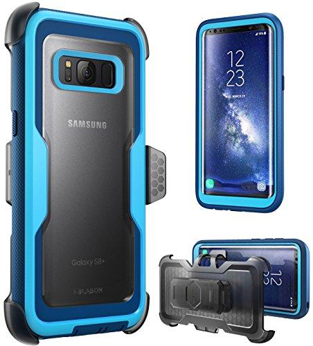 Samsung-Galaxy-S8-Plus-2017-Release-Hlle-i-Blason-ArmorBox-Serie-Case-Cover-Schutzhlle-ohne-integriertem-Displayschutz