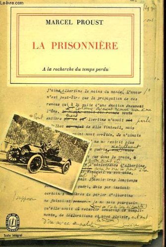 La Prisonniere La Recherche Du Temps Perdu [Pdf/ePub] eBook