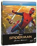 Spider-Man: Homecoming Steelbook 2D Blu Ray + Bonus DVD [Nordic]