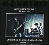 Mountain: Live at the Scala Ludwigsberg,Germany 28.04.1996 (Audio CD)