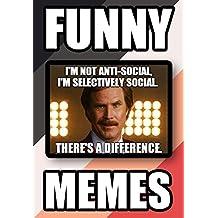 Memes: Hilarious Memes: 2500+ Funny 2017 Memes (English Edition)