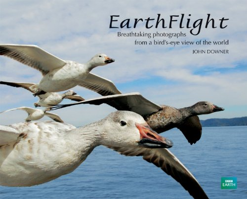 Earth Flight: Breathtaking Photographs from a Bird's-Eye View of the World