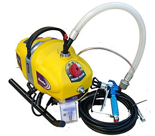 Airless-pumpe (Media Spray–Pumpe Airless gh-7komplett-System ANSAUGUNG und Abgasrückführungsventil)