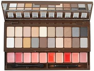 Nude on Nude Box of Eyeshadows & Lip Colours NYX S119