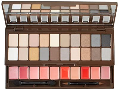 Nude on Nude Box of Eyeshadows & Lip Colours NYX S119