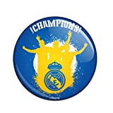 #10: Real Madrid C.F. Button Badge CHM