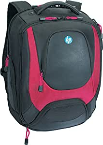HP All Weather LB768PA Laptop Backpack (Red) without Laptop Bag