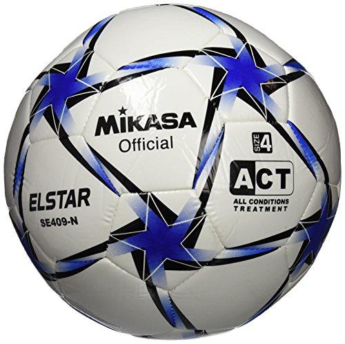 Mikasa Balón Fútbol Cuero sintetico SE 409 N