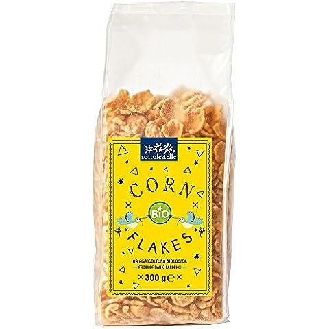 Sottolestelle Corn Flakes - 8 confezioni da 300gr - Totale  2.4 kg
