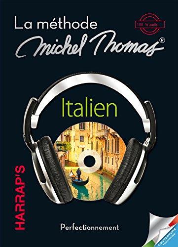 Harrap's méthode Michel Thomas Italien perfectionnement