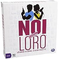 Spin Master Games Gioco di società Noi Contro Loro, Multicolore, 6024051